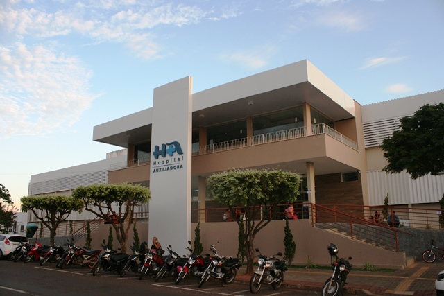 Fachada - Hospital Auxiliadora