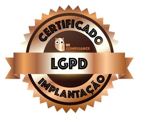 Selo LGPD